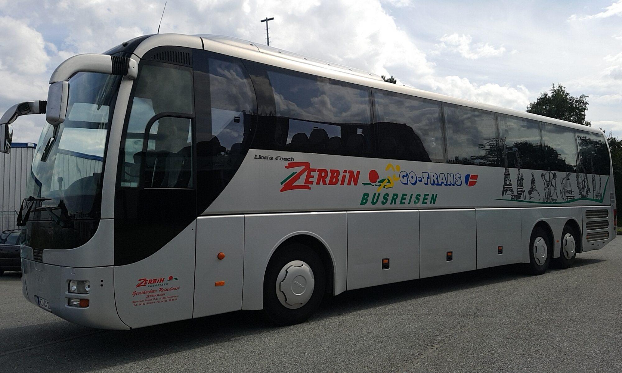 Zerbin-Busreisen Geesthacht
